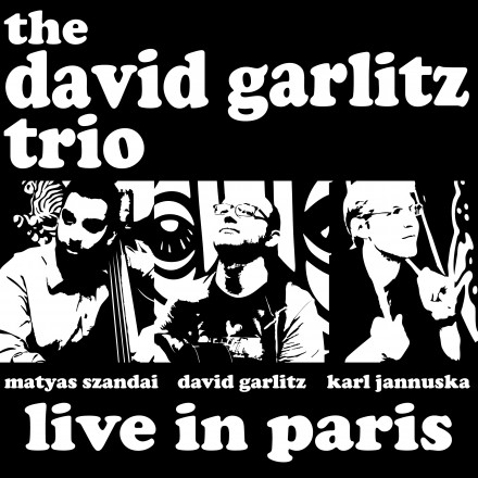 David Garlitz Trio - Live in Paris